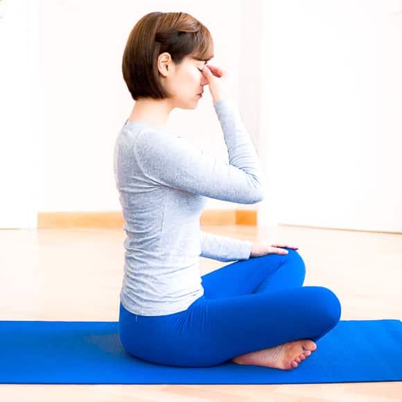 Cours de Yoga du souffle (Pranayama)