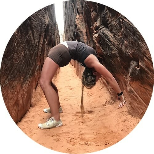 Flexion arrière | Sandrine Ficot