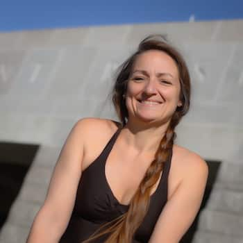 À propos de Sandrine Ficot, Fondatrice de monyoga.ca