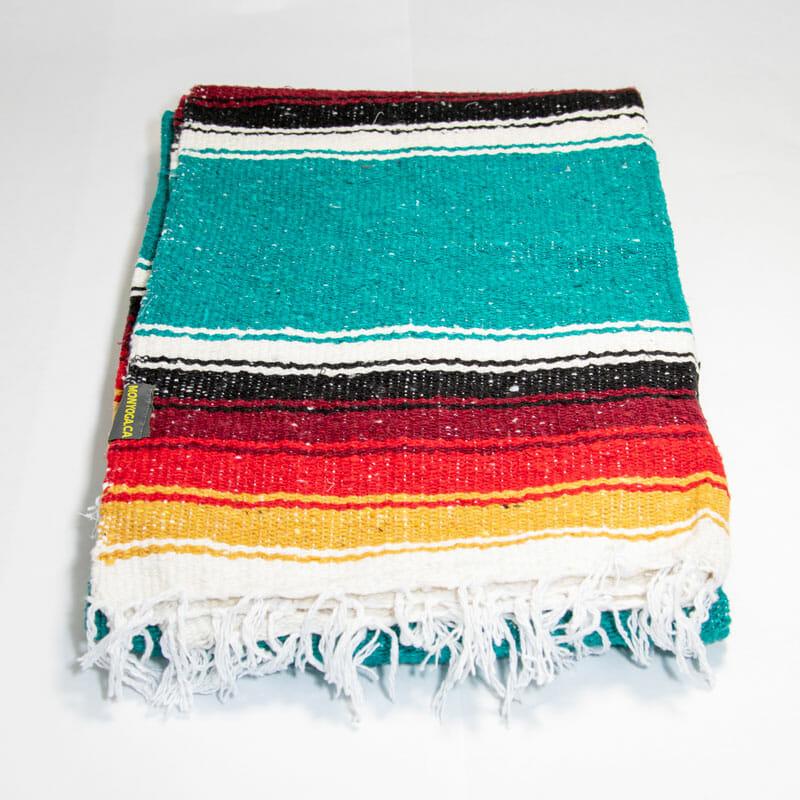 Couverture mexicaine | Un accessoire de Yoga