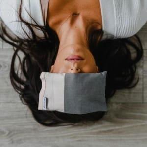 Coussin pour les yeux (Eyepillow)   Accessoires de Yoga
