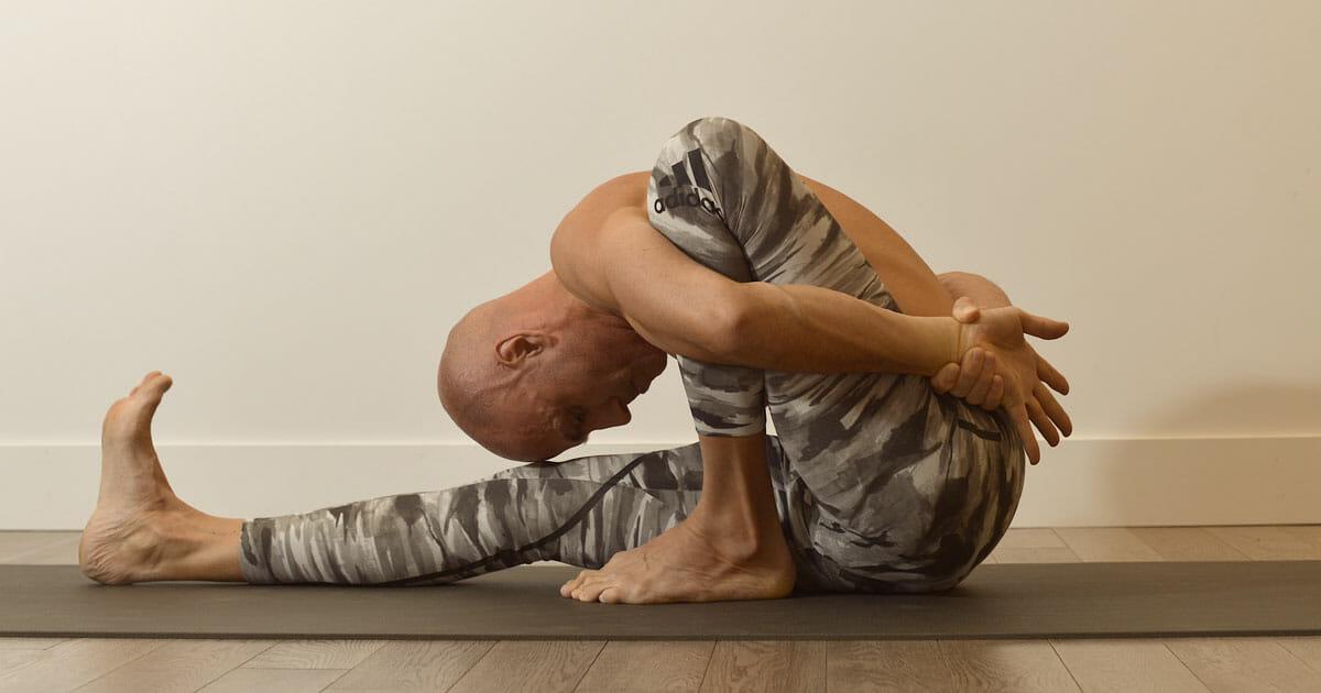 Yin Yoga Anti Fatigue