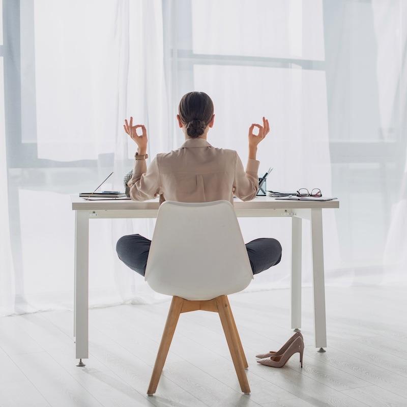 Cours privatises de Yoga en ligne pour les entreprises