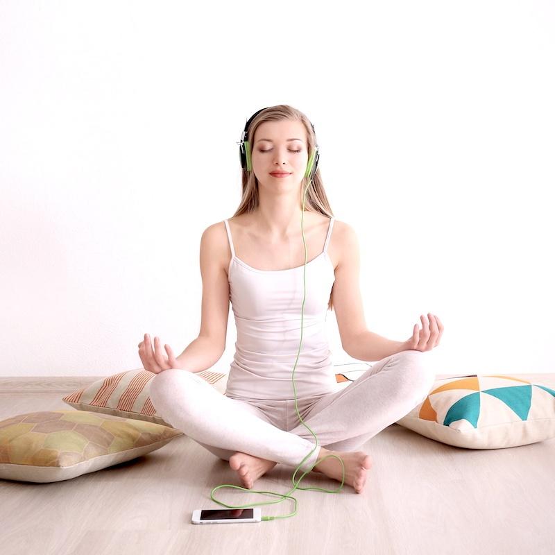 méditation guidée audio
