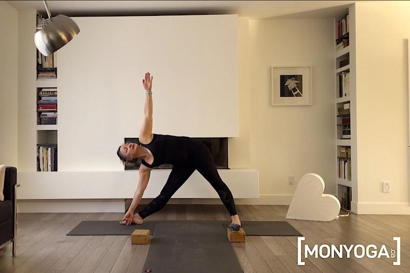 Cours de Ashtanga Vinyasa Yoga en ligne Demi-Première Série
