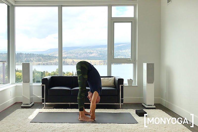 Vidéo de Ashtanga Yoga Padangusthasana | Foot Big Toe Posture