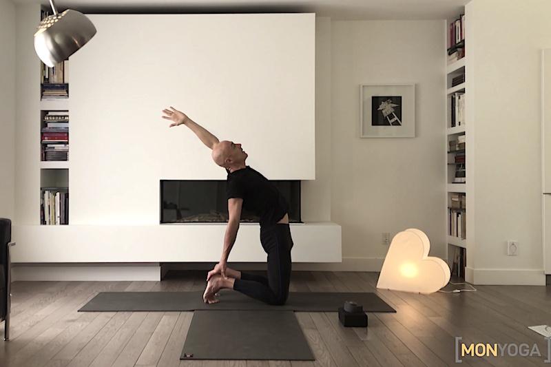 Séance de Hatha Yoga en ligne pour libérer les tensions du corps