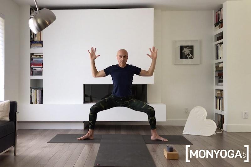 Vidéo de Hatha Yoga pour harmoniser le souffle énergétique