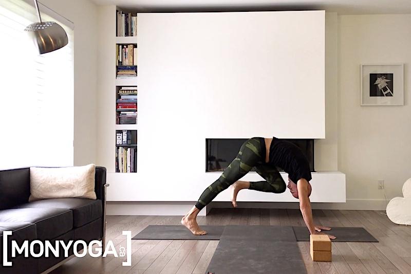 Vidéo de Power Yoga pour un réveil matinal tonique et plein de vitalité
