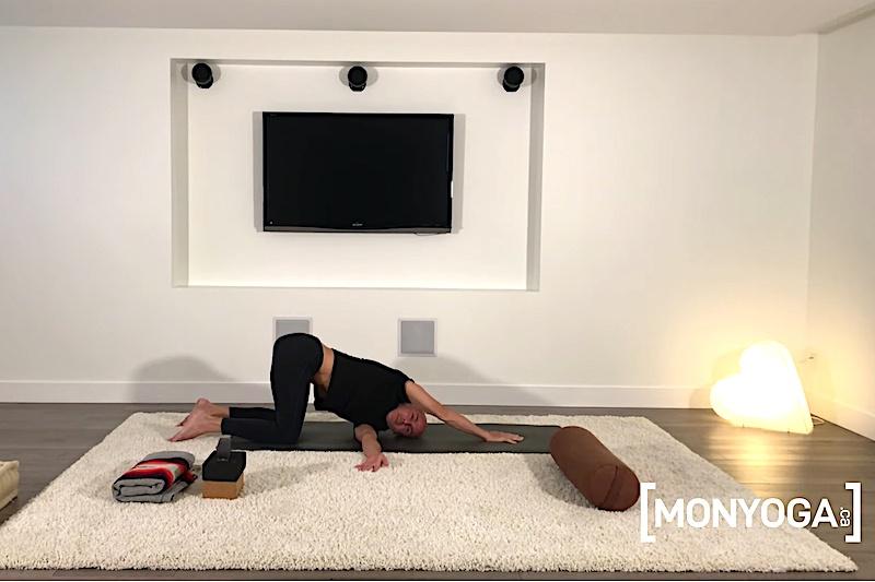Cours de Yoga Je libère mon coeur pour m'ouvrir à la Vie