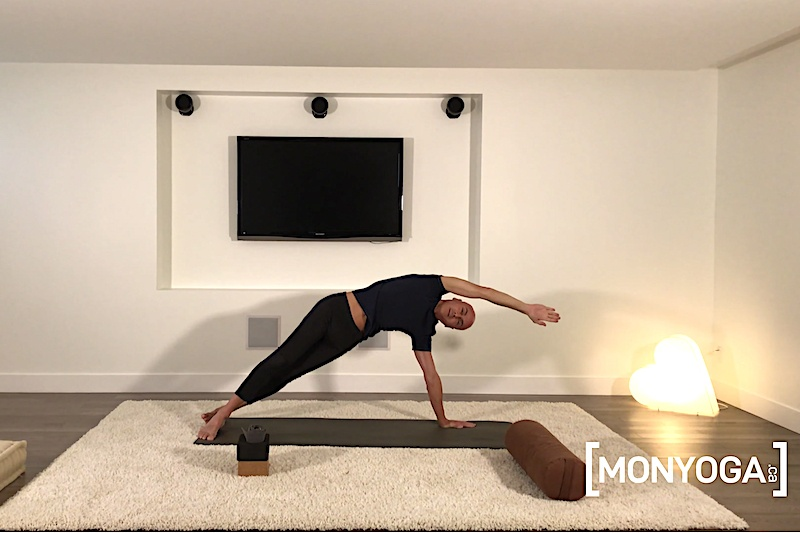Séance de Yin Yang Yoga pour nettoyer, purifier et tonifier son corps et son mental