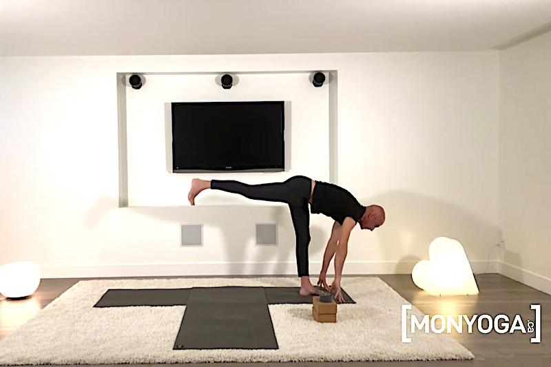Pratique de yoga pour une remise en forme rapide et complète du corps