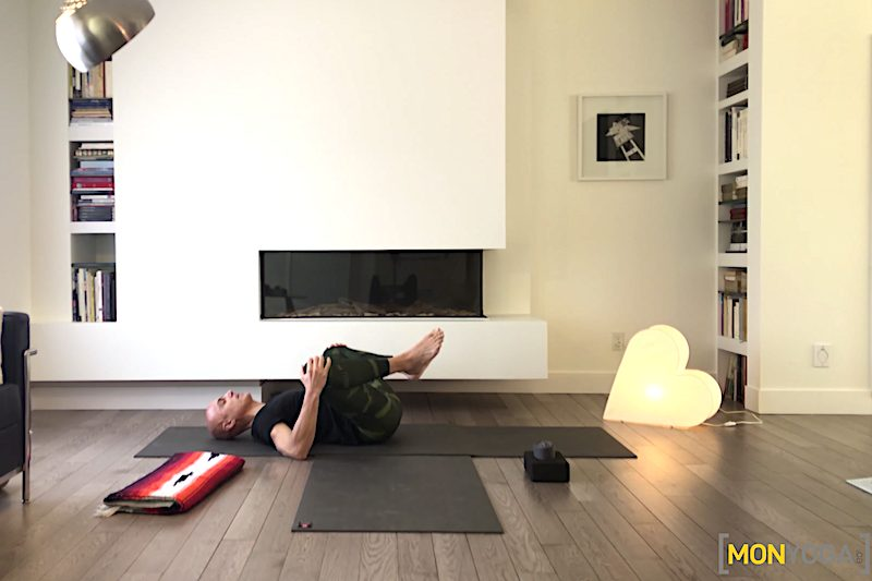 Cours en ligne de Yin Yang Yoga Anti-Stress