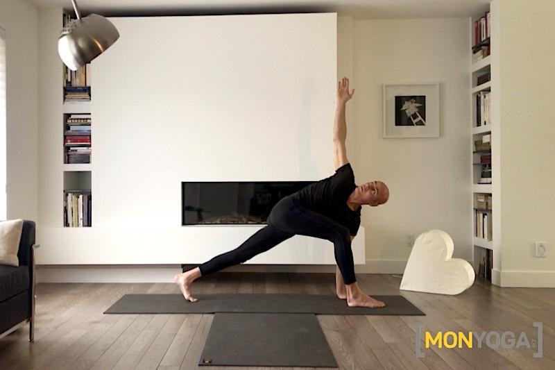 Vidéo de Yin Yang Yoga sur la respiration et l'alignement postural