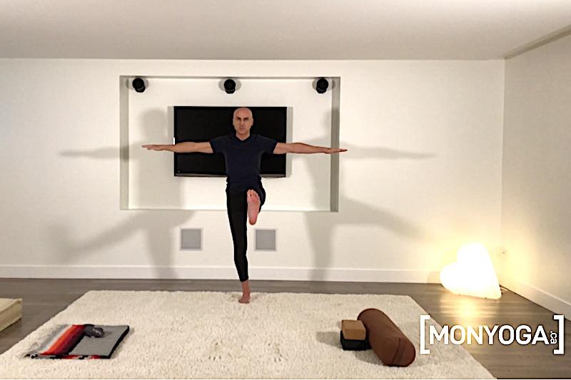 Pratique de Yin Yang Yoga pour solidifier sa ceinture abdominale
