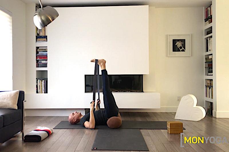 Cours de Yoga pour une relaxation profonde et un retour vers Soi