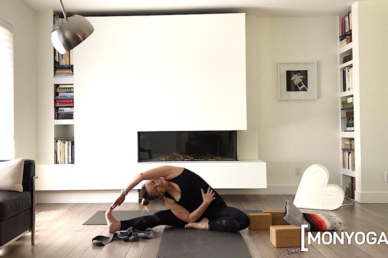 Séance de Yin Yoga pour apaiser son mental et libérer son anxiété