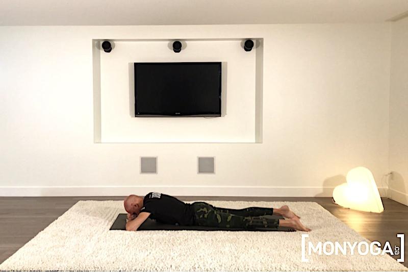 Yoga Acupression pour libérer les tensions du ventre et évacuer son stress