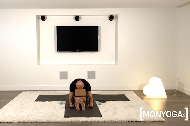 Cours de Yoga Acupression pour libérer rapidement ses points de tension