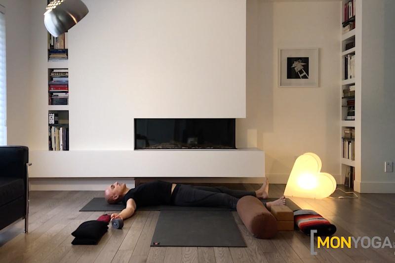 Séance de Yoga Nidrâ pour une détente Profonde