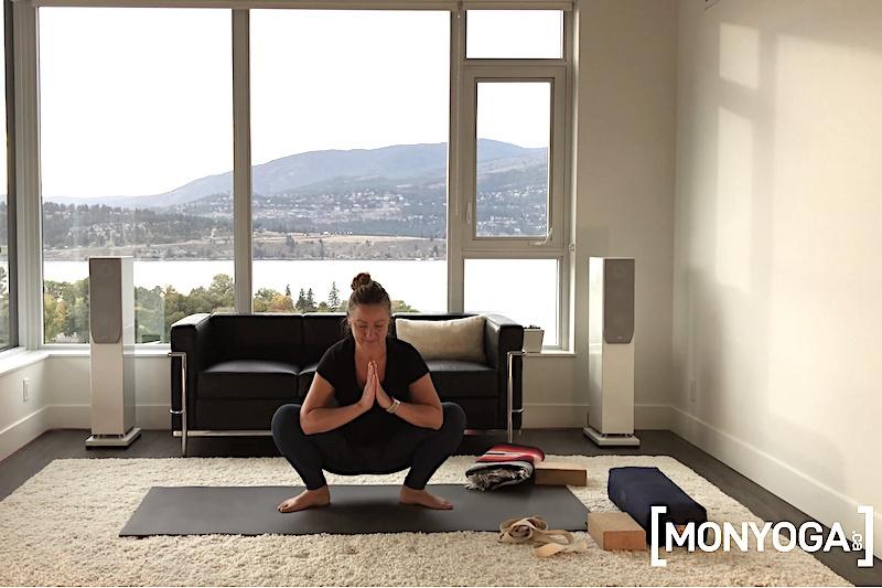 Séance de Yoga en ligne Prénatal tous trimestre Détente, espace et étirements