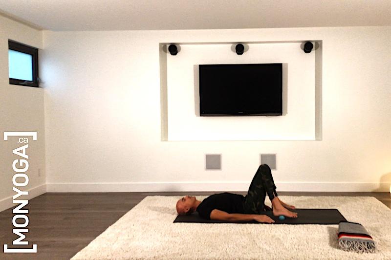 Cours de Yoga Acupression pour un relâchement des tensions profondes du corps