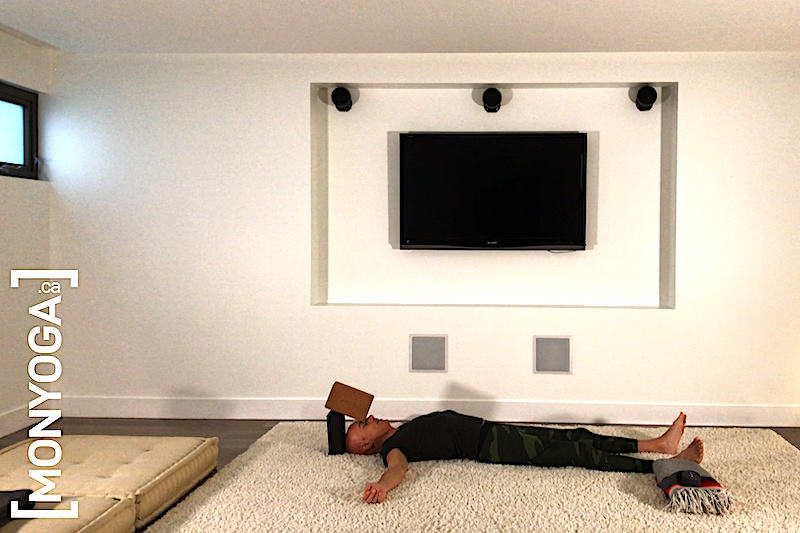 Séance de Yoga Nidrâ pour stopper la rumination du mental