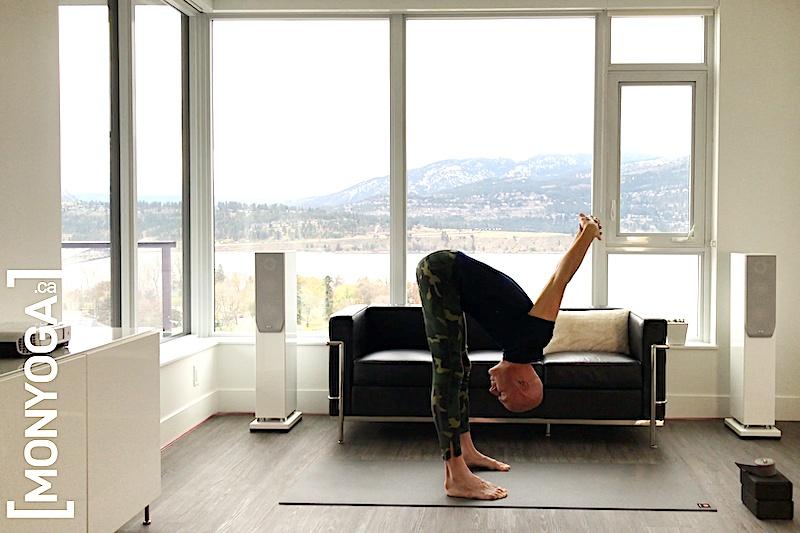séance de Yoga Santé pour soigner les raideurs à la nuque