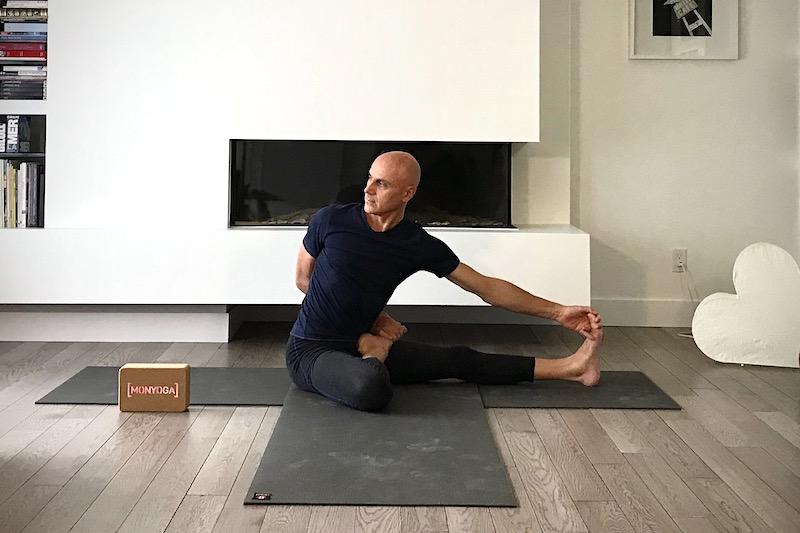 Vidéo de yoga en ligne pour le foie et le système digestif