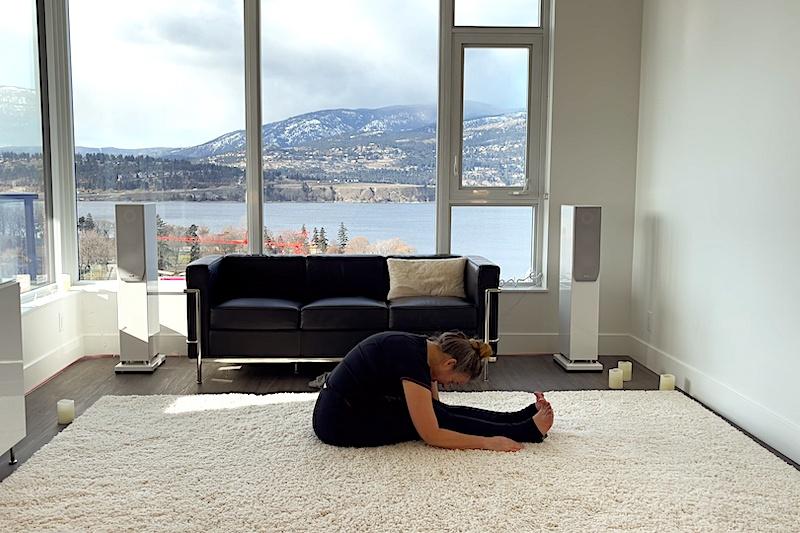 Vidéo de yoga Santé pour éliminer ses maux de tête et ses migraines