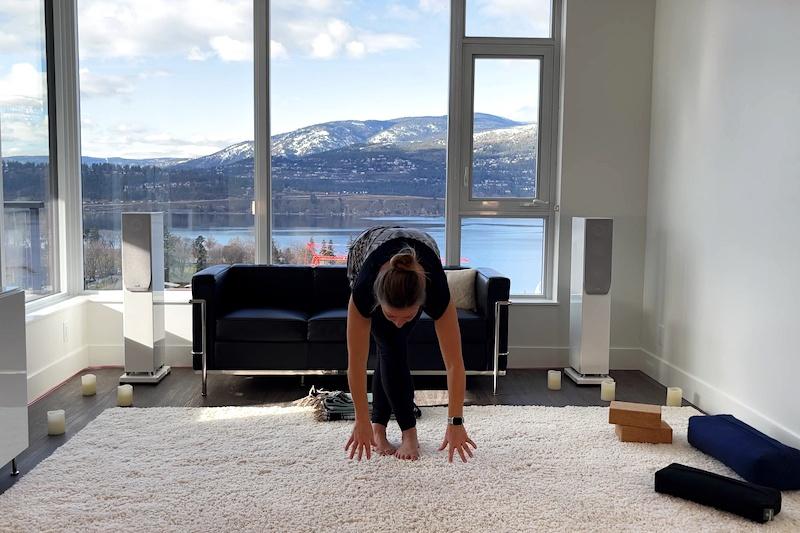 Cours de yoga pour prendre soin de ses genoux